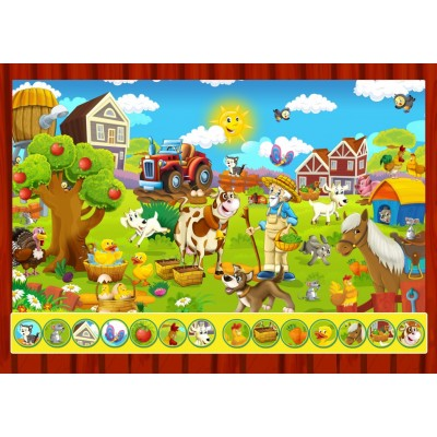 Bluebird-Puzzle-70349 Search and Find - The Toy Factory