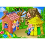 Bluebird-Puzzle-70355 The Three Little Pigs