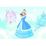 Bluebird-Puzzle-70358 Princess in the Snow