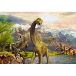Bluebird-Puzzle-70369 Dinosaurs