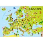 Bluebird-Puzzle-70380 Europe