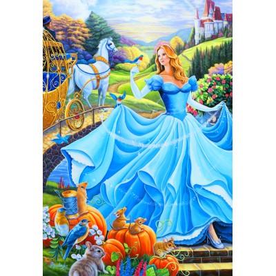 Bluebird-Puzzle-70389 Cinderella