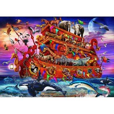 Bluebird-Puzzle-70399 The Ark