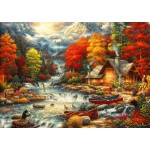Bluebird-Puzzle-70408 Treasures of the Great Outdoors