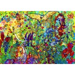 Bluebird-Puzzle-70409 The Rainforest