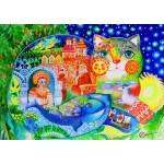 Bluebird-Puzzle-70411 Russian Tale