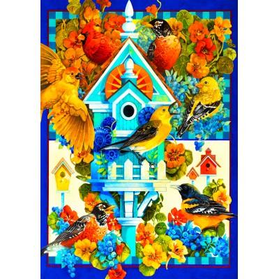 Bluebird-Puzzle-70420 The Avian Sanctuary