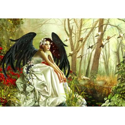 Bluebird-Puzzle-70427 Swan Song