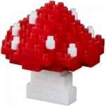 Brixies-38449026 Nano Puzzle 3D - Carte Bonne Chance