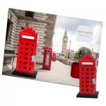 Brixies-38449200 Nano Puzzle 3D - Téléphone Anglais