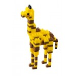 Brixies-57921 Nano Puzzle 3D - Girafe