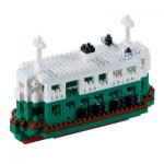 Brixies-58118 Nano Puzzle 3D - Starferry (Level 3)