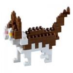Brixies-58429 Nano Puzzle 3D - Chat