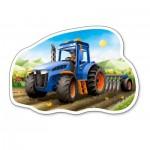 Castorland-015184 Tracteur