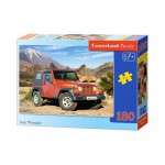 Castorland-018017 Jeep Wrangler