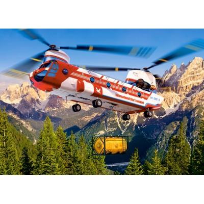 Castorland-018239 Sky Transport