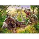 Castorland-018413 Dinosaures
