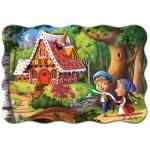 Castorland-02368 Pièces XXL - Hansel et Gretel