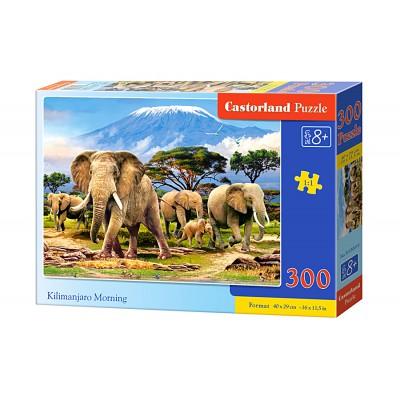 Castorland-030019 Kilimanjaro Morning