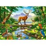 Castorland-030408 Woodland Harmony