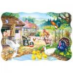 Castorland-03310 La ferme
