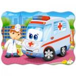 Castorland-03471 Médecin de l'Ambulance