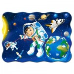 Castorland-03594 Space Walk