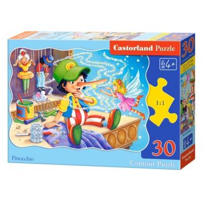 Castorland-03662 Pinocchio