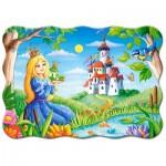 Castorland-03679 La Princesse et la Grenouille