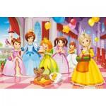 Castorland-040162 Pièces XXL - Fête des Princesses