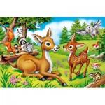 Castorland-040261 Pièces XXL - Dear Little Deer