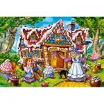 Castorland-040285 Pièces XXL - Hansel & Gretel