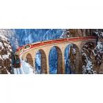 Castorland-060016 Landwasser Viaduct, Alpes Suisse