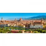 Castorland-060078 Panorama of Florence