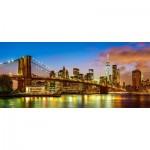 Castorland-060399 Brooklyn Bridge, New York