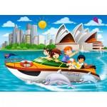 Castorland-066025 Sydney