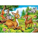 Castorland-066049 Dear Little Deer
