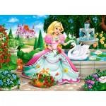 Castorland-066056 La Princesse et le Cygne