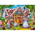 Castorland-066094 Hansel & Gretel
