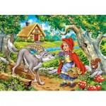 Castorland-066117 Le Petit Chaperon Rouge