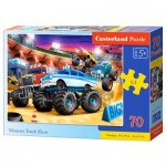 Castorland-070077 Monster Truck Show