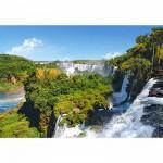 Castorland-101917 Les chutes d'Iguazu, Argentine