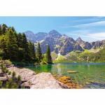 Castorland-102235 Lac Morskie Oko Tatras, Pologne