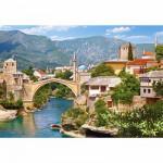Castorland-102495 Mostar, Bosnie Herzégovine
