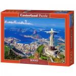 Castorland-102846 Brésil, Rio de Janeiro