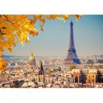 Castorland-103089 Autumn in Paris