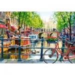 Castorland-103133 Amsterdam Landscape