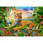 Castorland-103300 King of the Jungle