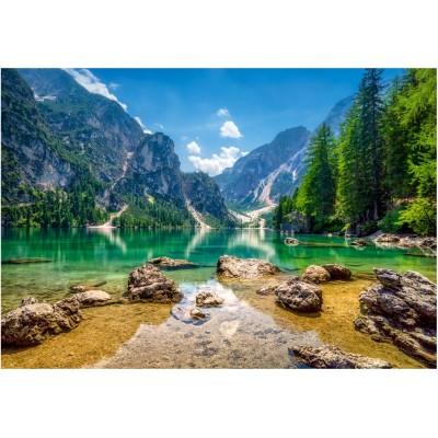 Castorland-103416 Heaven's Lake