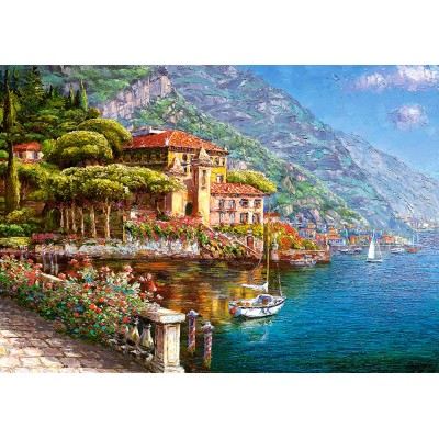 Castorland-103676 The Abbey Bellagio